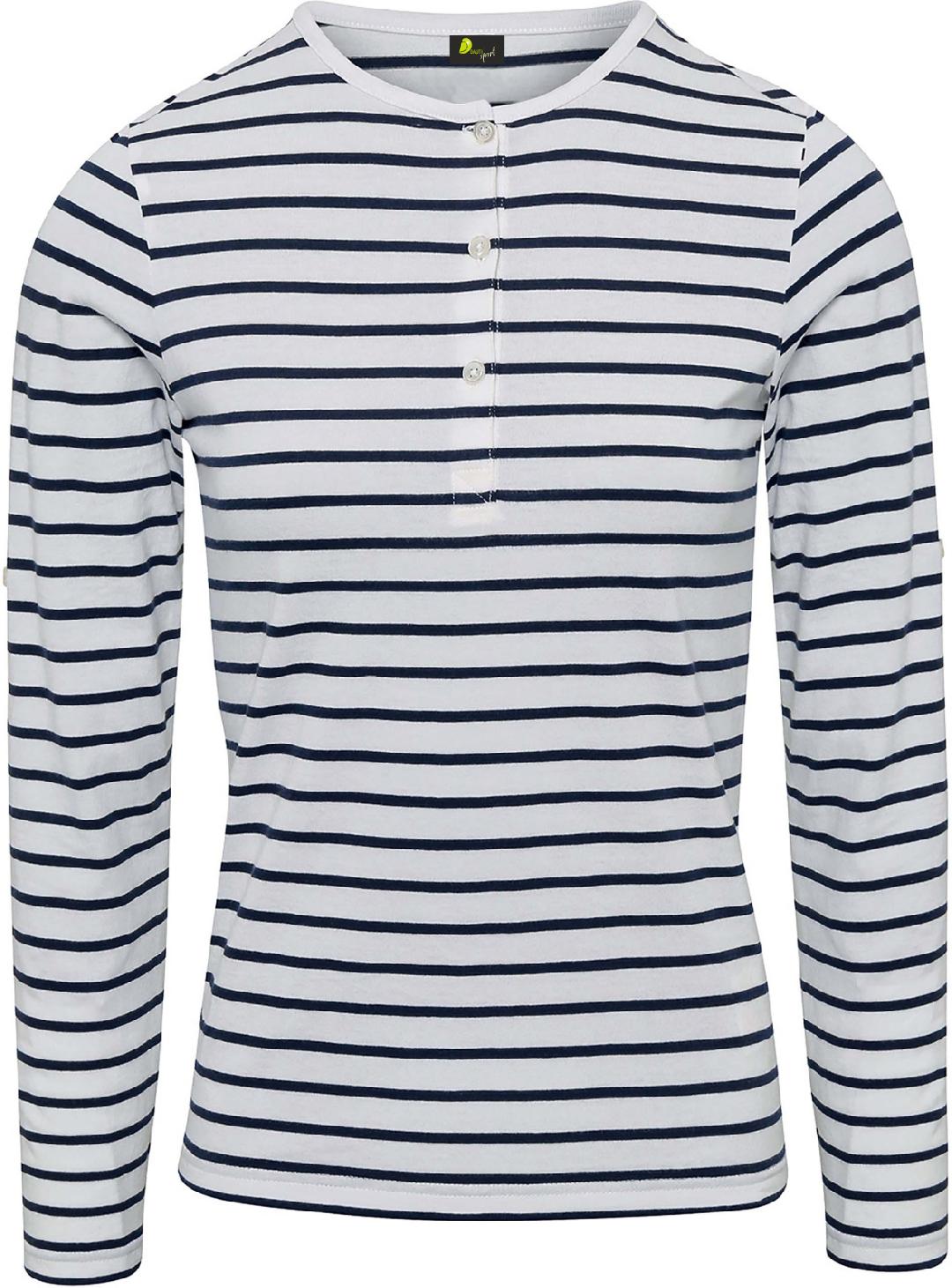 T- Shirt Senhora com mangas dobráveis