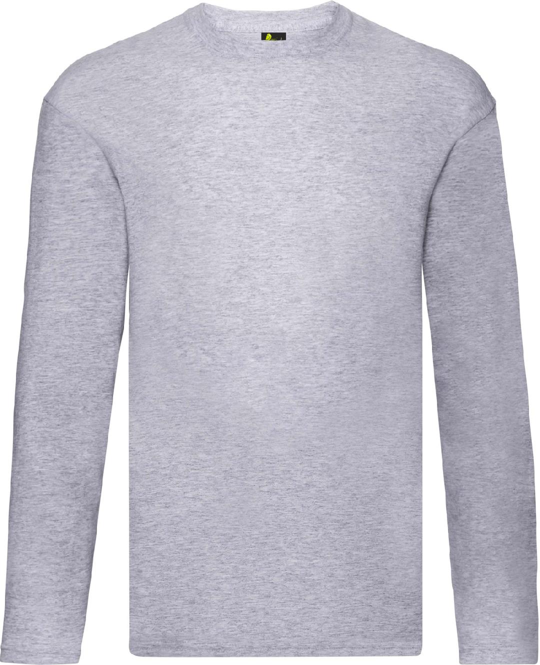 T-shirt unissexo de manga comprida
