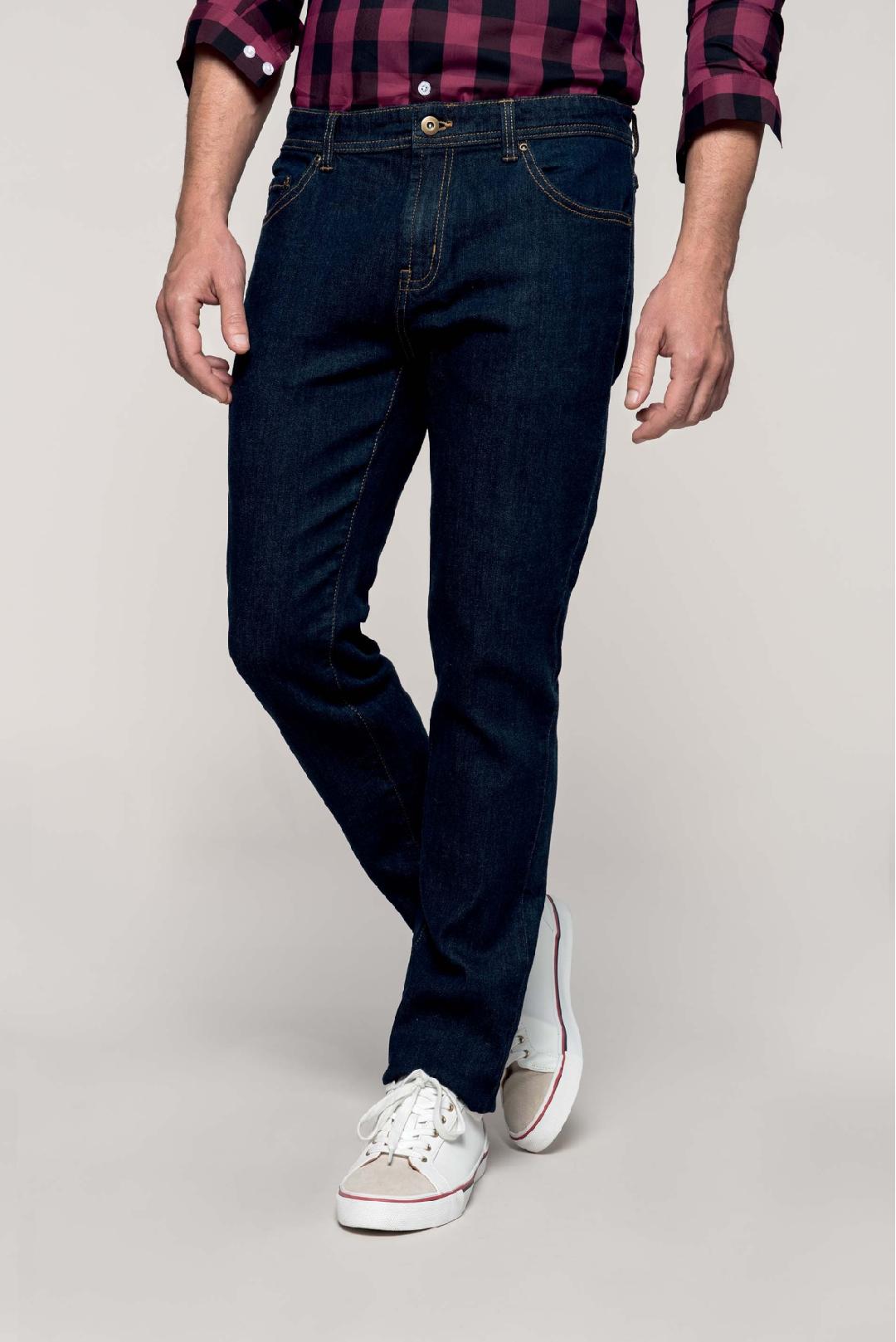 Basic Men's denim trousers