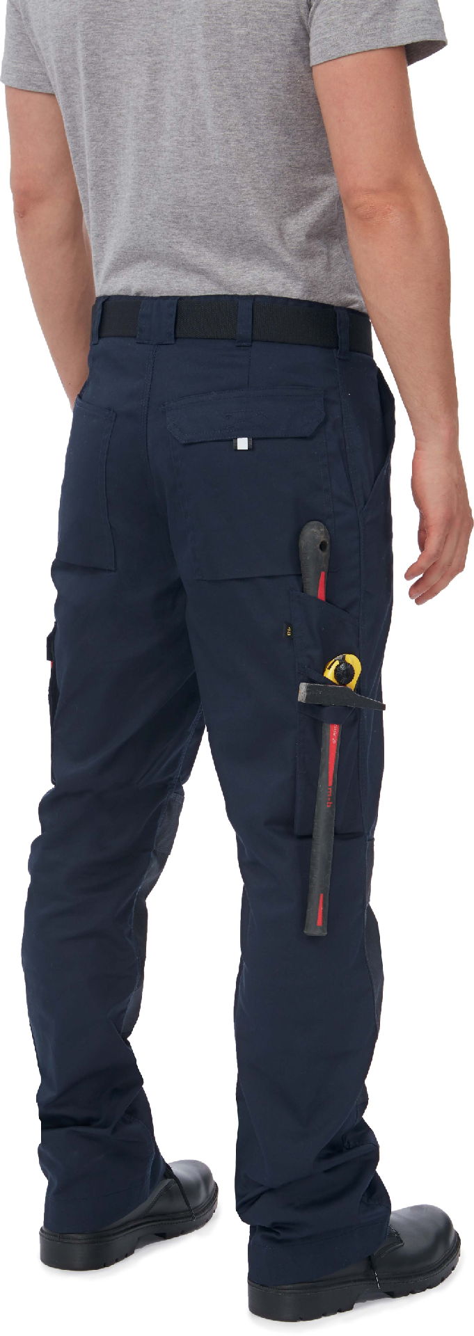 Universal working man trousers