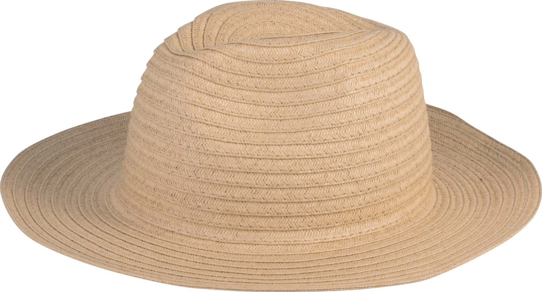 Chapéu de palha clássico