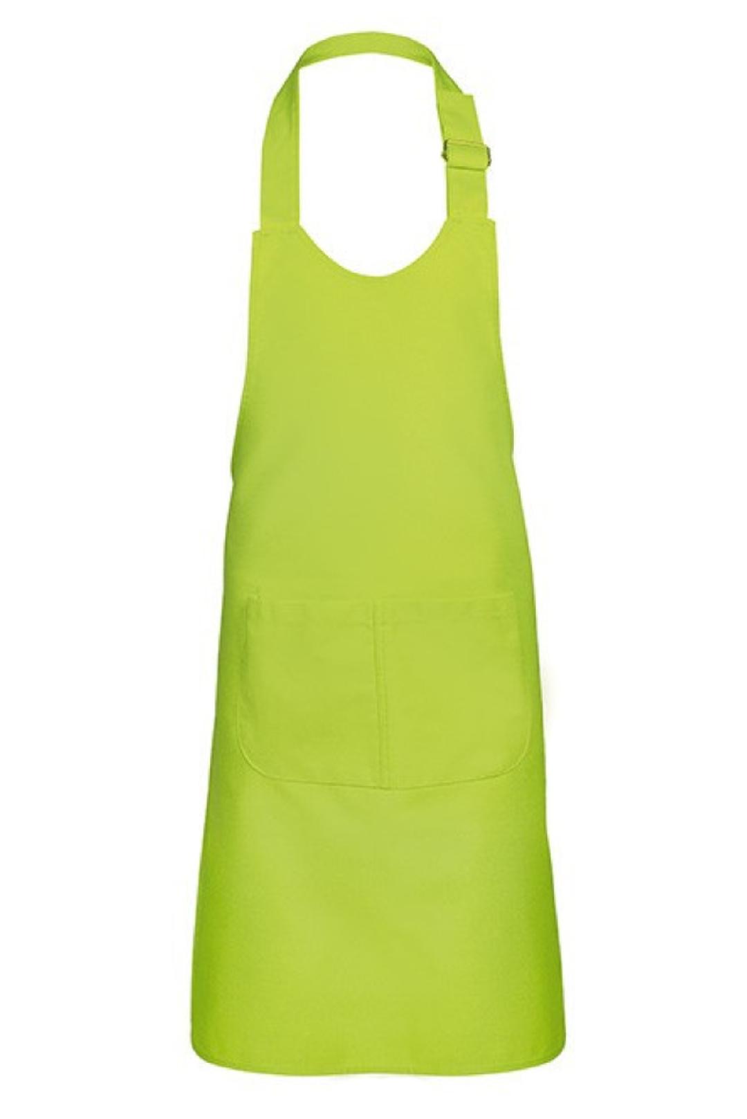 Avental Criança de peito ajustável com bolso