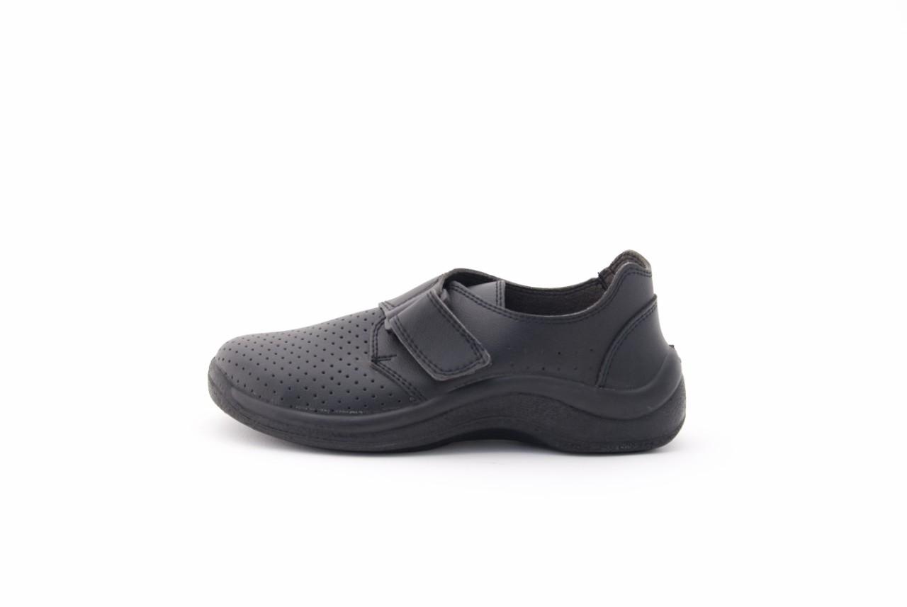 Sapato unissexo perfurado com velcro