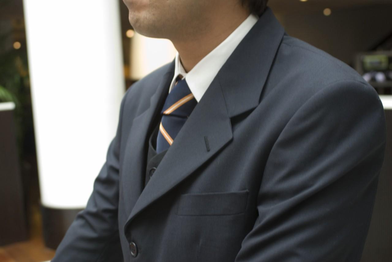 Casaco Homem - três botões
