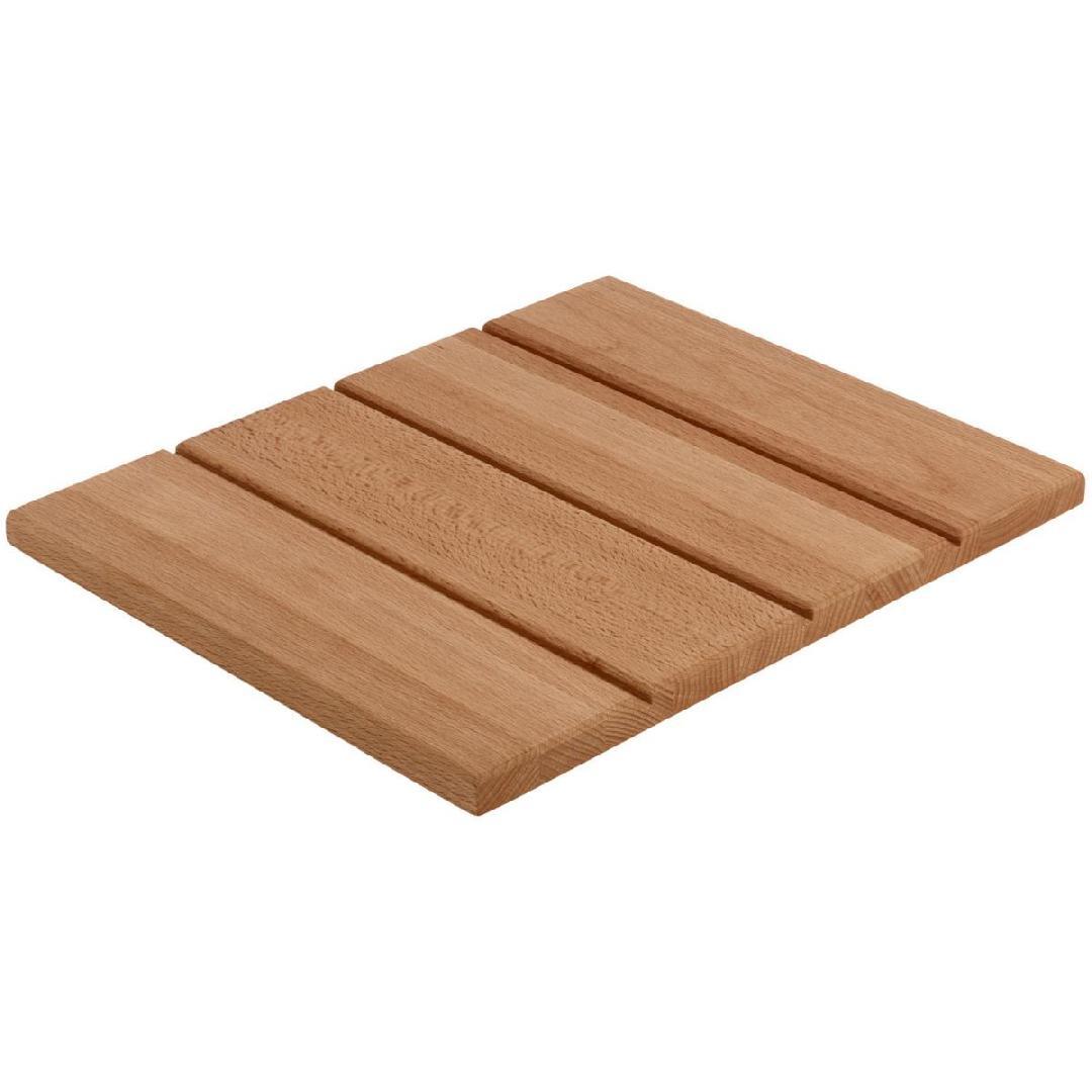 Prateleira Portland GN 1/2 24.1x30.4x1.5cm (CxLxA) madeira  rectangular 1 peça