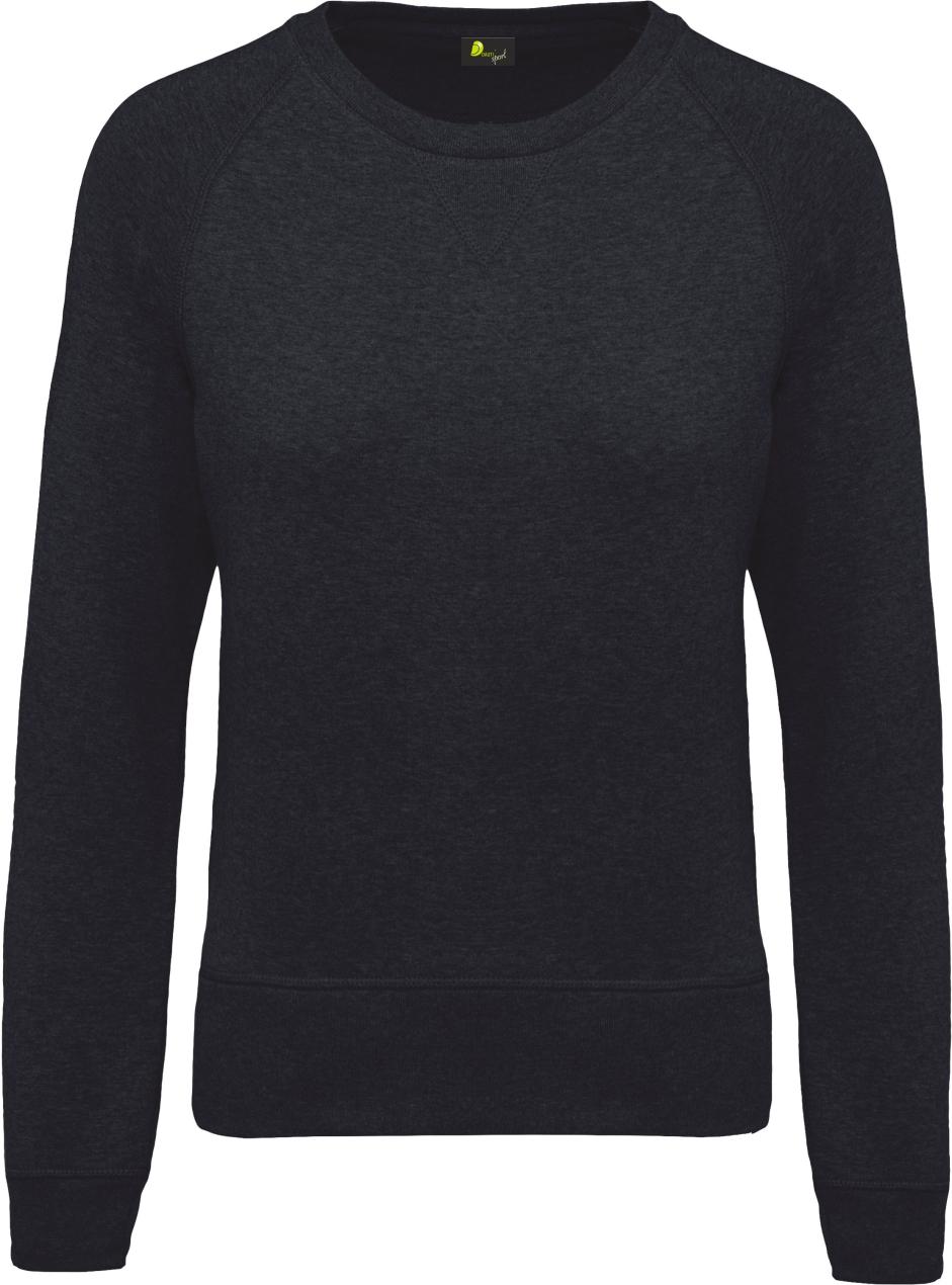 Sweat - Ladies Shirt - Raglan Sleeves - Bio - Dauti