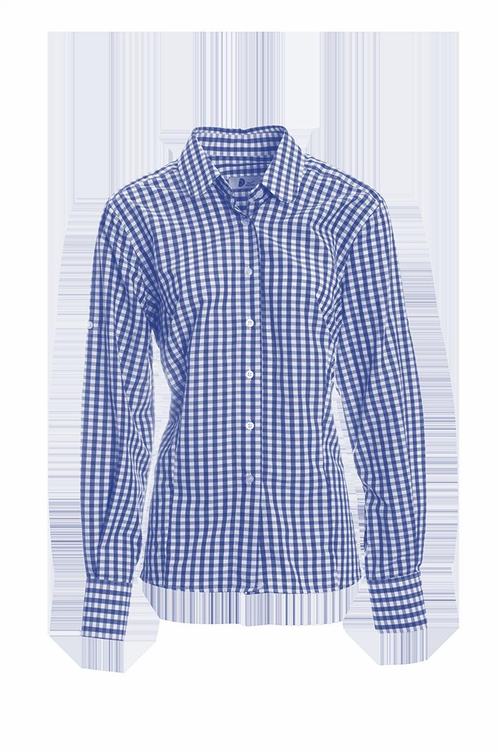Camisa de Senhora xadrez - Alcains