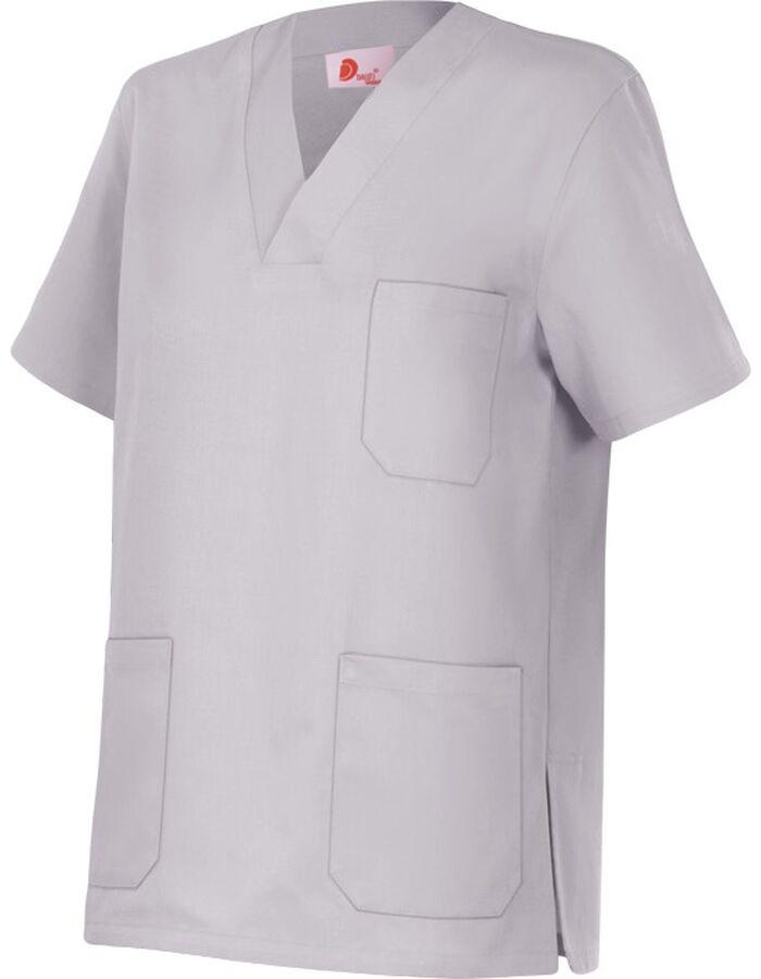 Túnica de manga curta estilo pijama cirúrgico - Campo