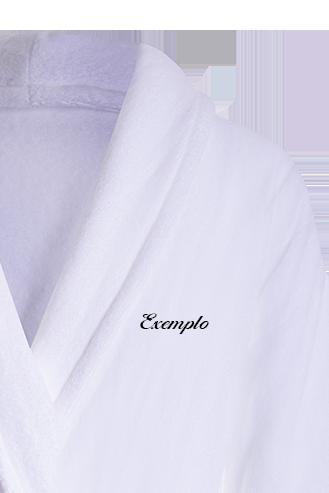 Roupão / Robe de adulto - Algoz