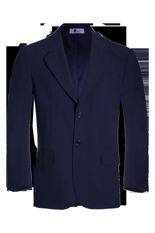 Casaco clássico de Homem com 2 botões e 1 abertura - Montemor