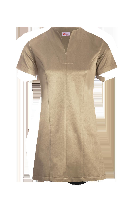 Tunica de Senhora estilo oriental para Auxiliar de Saúde e Farmácia - Arazede
