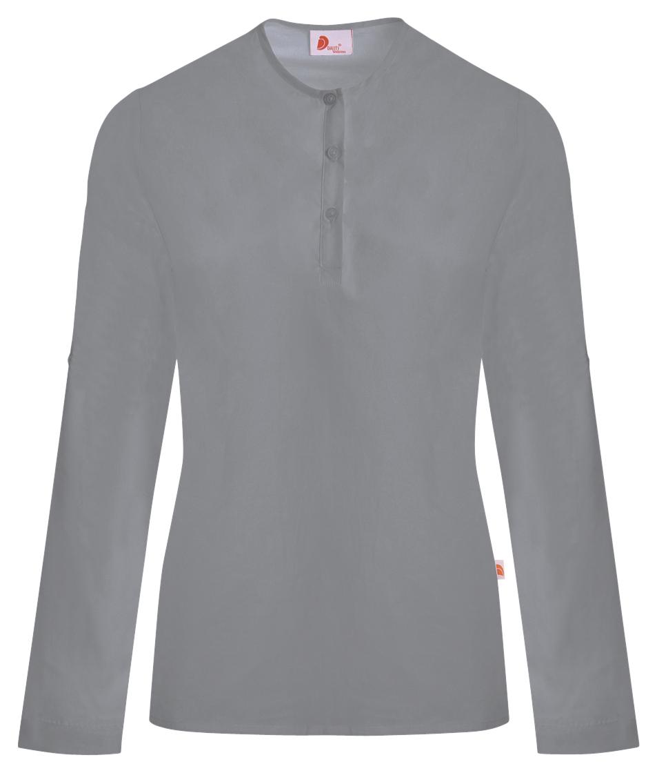 Camisa de Senhora com mangas dobráveis - Aguçadoura
