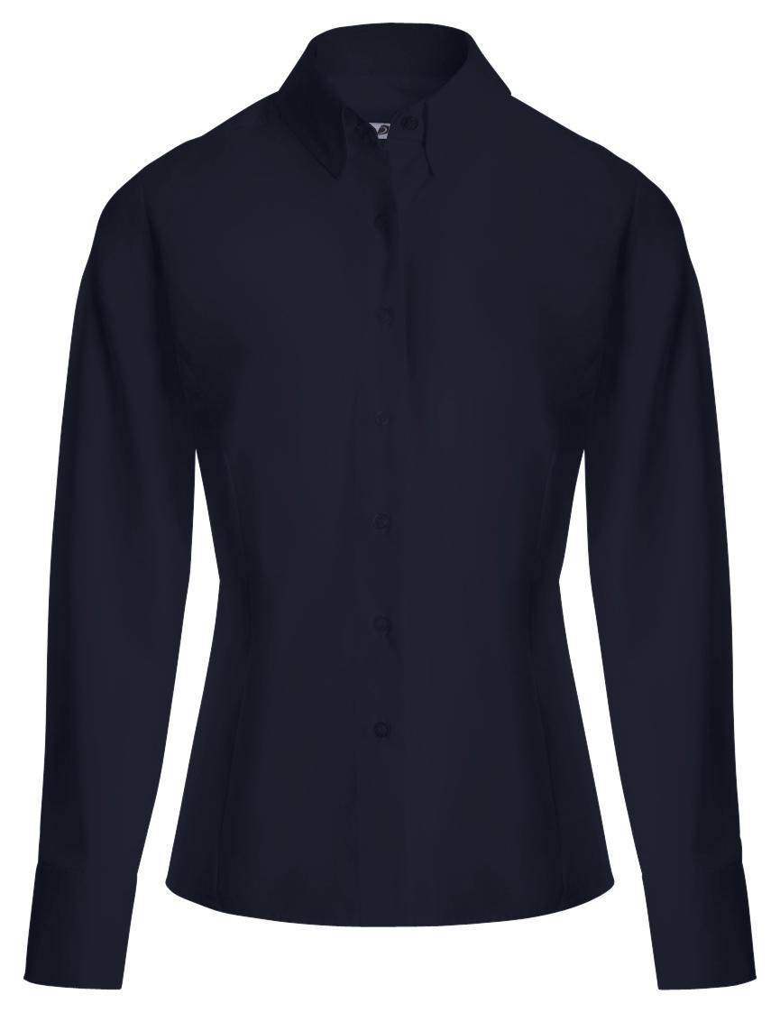 Camisa clássica de Senhora com manga comprida - Alcantarilha
