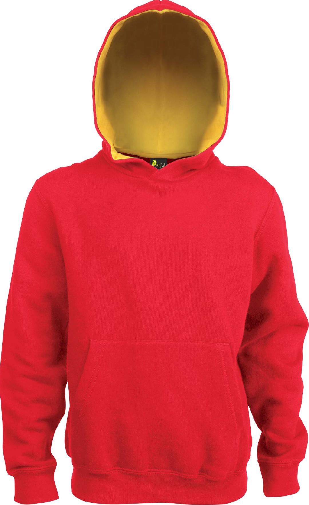 Hooded Child Sweatshirt - Madalena do Mar