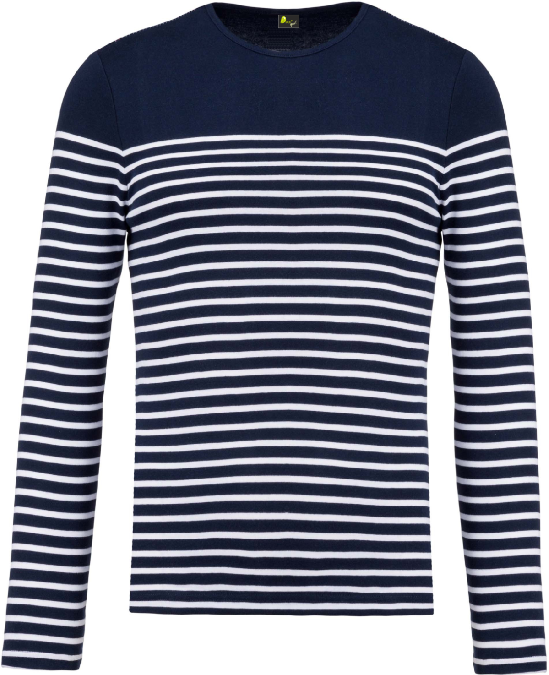 Knitted sailor style sweater - Urra