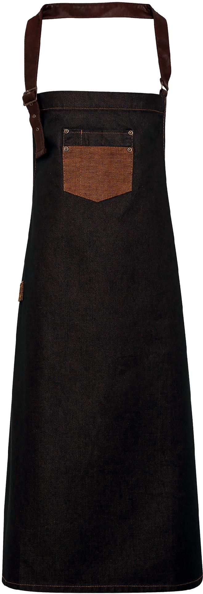 Avental de peito em Ganga