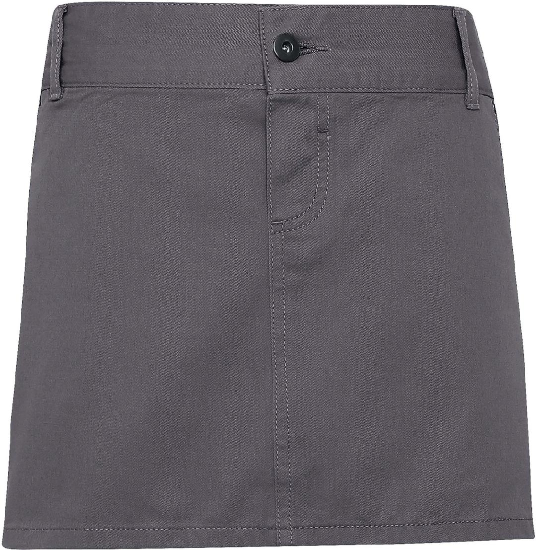 Avental Unissexo de cintura em algodão chino