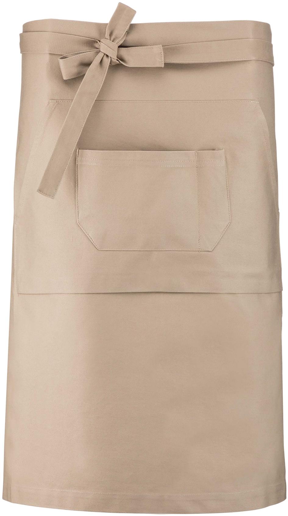 Avental de cintura barmen
